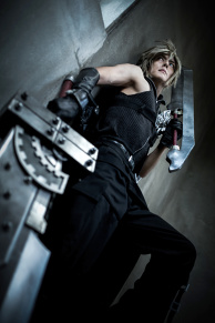 FF7AC Cloud Strife