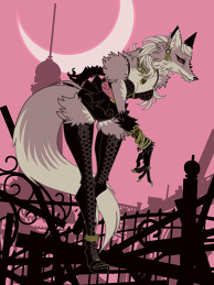 Mysterious Fox (Jin-Rou DX)