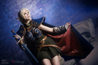 Deedlit (Record of Lodoss War) Cosplay by Calssara