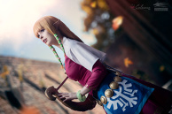 Zelda (Skyward Sword) Cosplay By Calssara