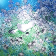 Sleeping Among Roses