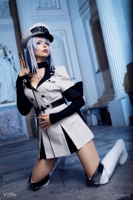 Esdeath (Akame Ga Kill) Cosplay by Calssara