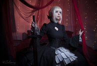Saber Alter (Fate/hollow Ataraxia) Cosplay by Calssara