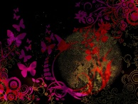 Moonlit Butterflies