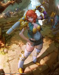 Mobius Final Fantasy - Sophie