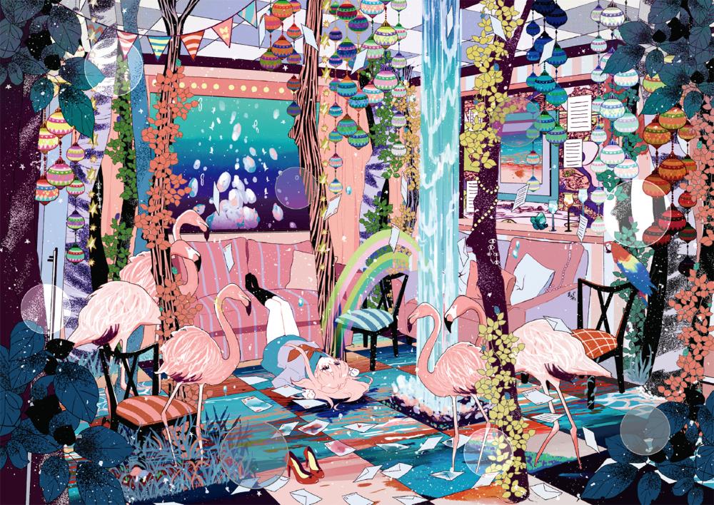 Illustration by magata