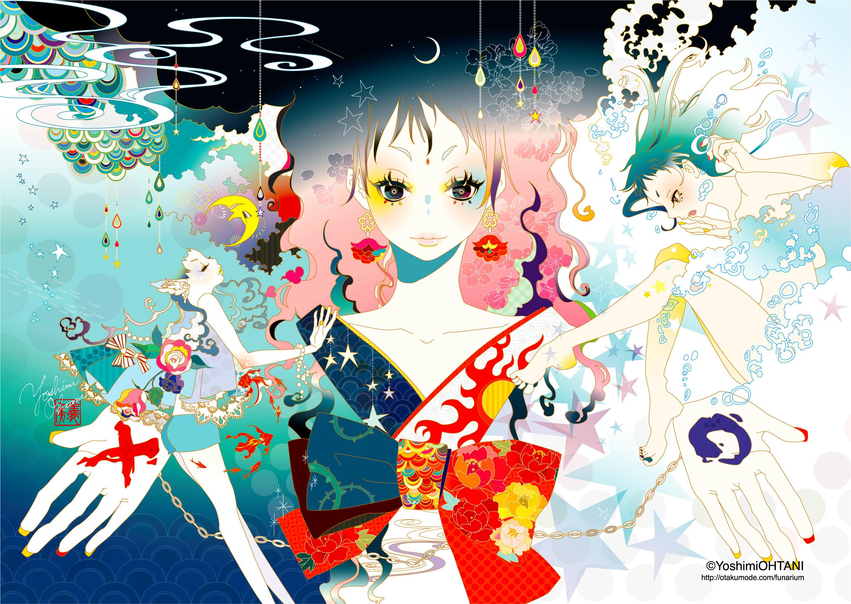 Illustration by Yoshimi Ohtani