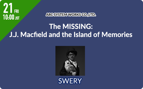 ARC SYSTEM WORKS CO.,LTD. The MISSING: J.J. Macfield and the Island of Memories
