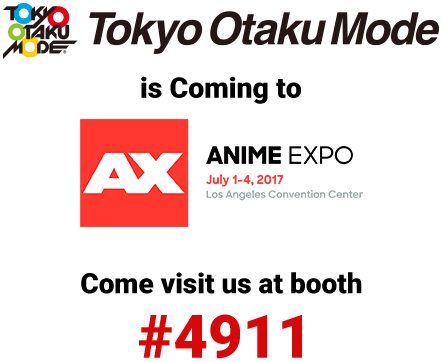 Tokyo Otaku Mode is Coming to ANIME EXPO
