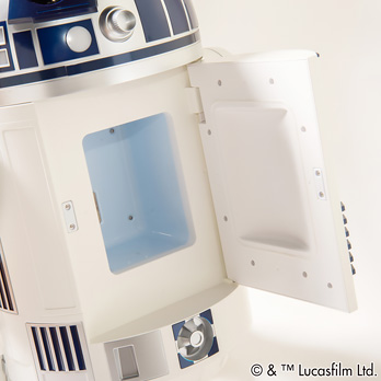 R2-D2™ Moving Refrigerator