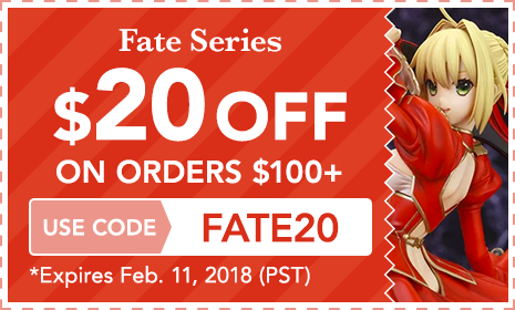 Fate Series $20 OFF ON ORDERS $100+