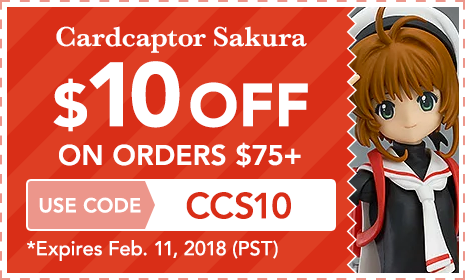 Cardcaptor Sakura $10 OFF ON ORDERS $75+