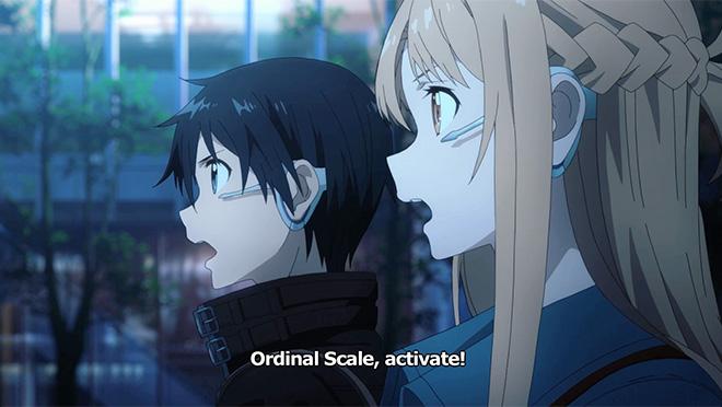 sword art online ordinal scale watch full
