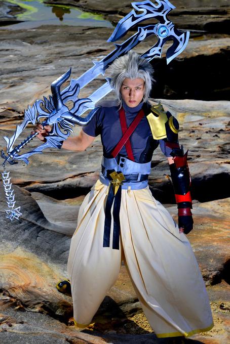 Kingdom Hearts Bbs Terra Tokyo Otaku Mode Gallery