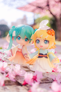 Miku and Rin Harvest Moon