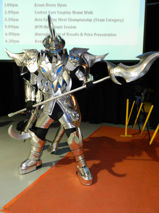 asia cosplay meet singapore 2012