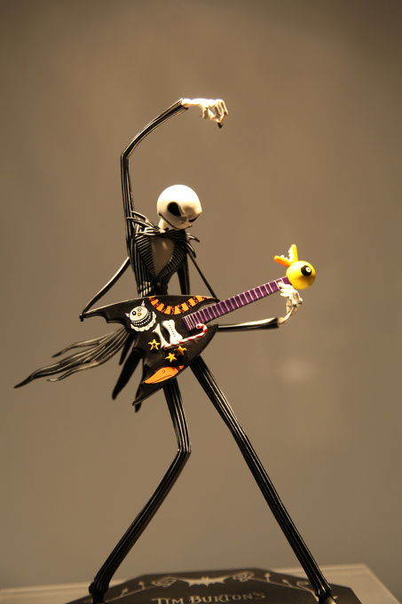 Jack(The Nightmare Before Christmas)