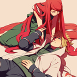 Minato and Kushina from NARUTO (4/5)
