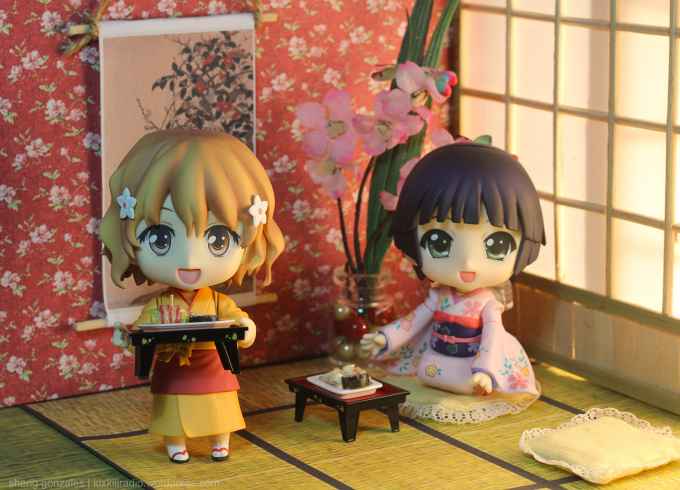 Image result for cute nendoroids lives