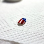 Obama and Romney Nail Art! (3/18)