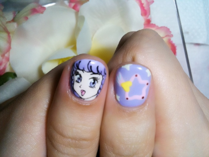 Creamy Mami The Magic Angel Nail Art Tokyo Otaku Mode Gallery