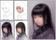 "Making of ""Realistic Homu Homu"""