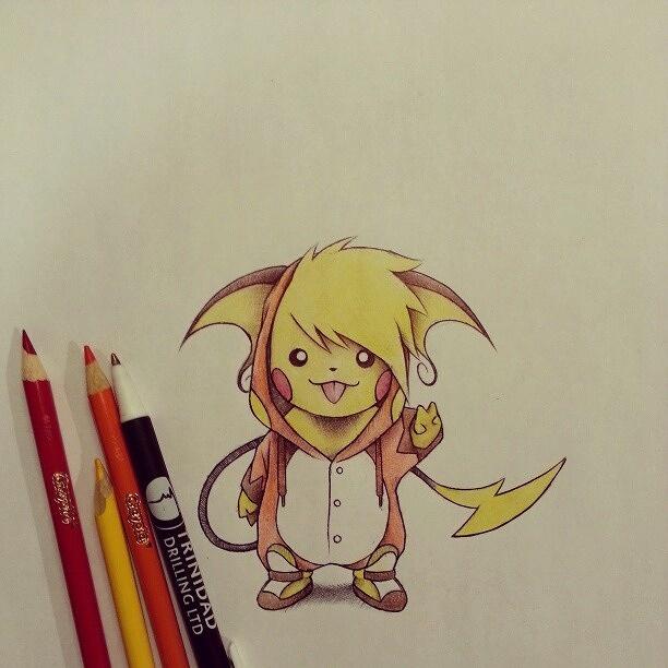 Pokemon Drawings 1 3 Tokyo Otaku Mode Gallery
