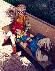 Chrono and Lucca