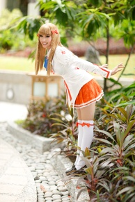 Alodia @ cosplay nation.