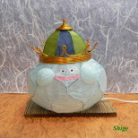 Cutely Shining!? King Slime Lamp Shade ♪ (2/5)