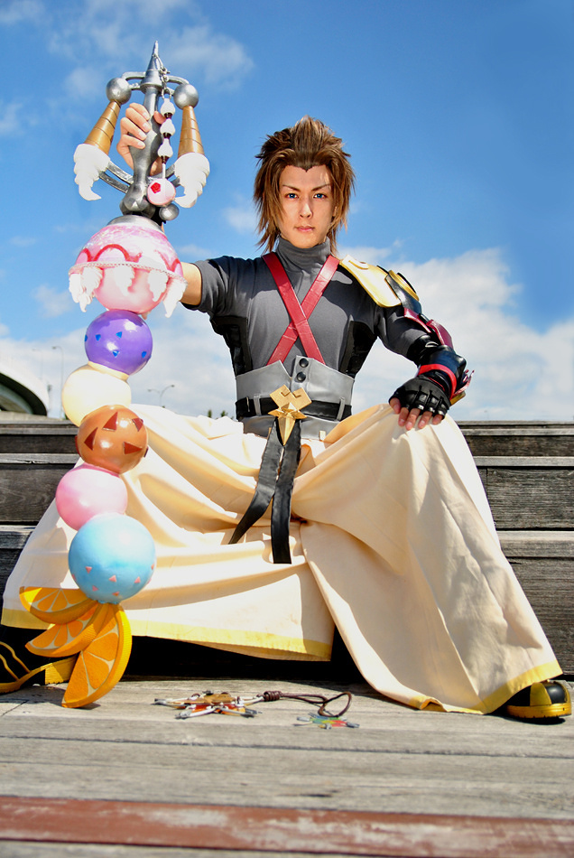 Kingdom Hearts Birth By Sleep Terra Tokyo Otaku Mode Gallery