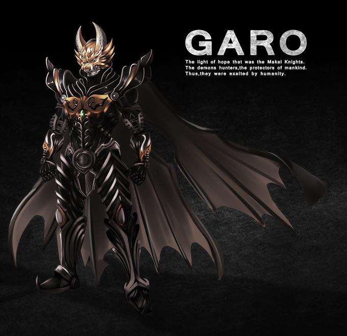 garo the one who illuminates the darkness tokyo otaku