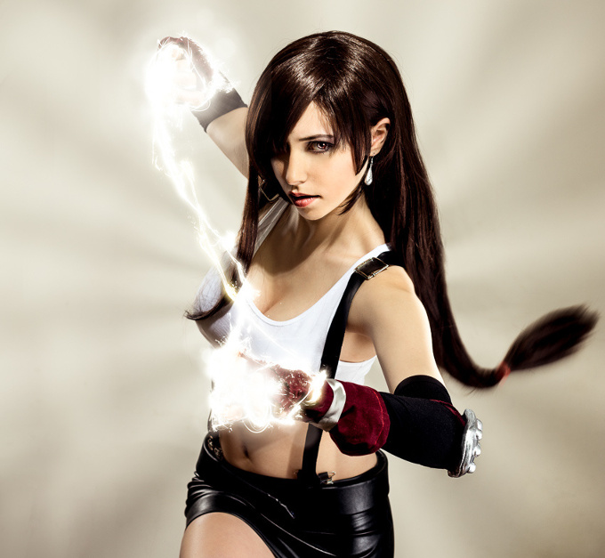 Tifa Lockhart: still more fightning.