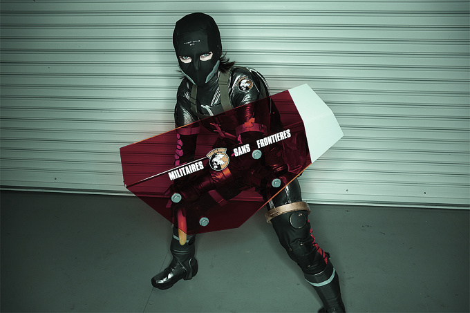 Female Msf Soldier Sneaking Suit Zerover Tokyo Otaku Mode Gallery