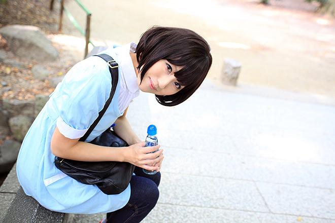 Tatami Galaxy Akashi Cosplay