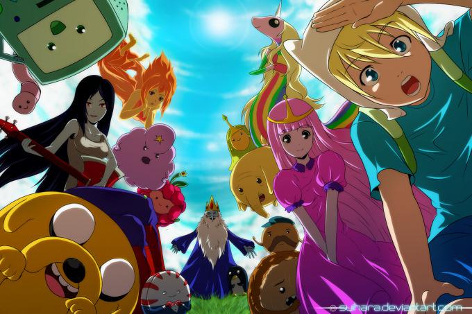 Adventure Time | Tokyo Otaku Mode Gallery