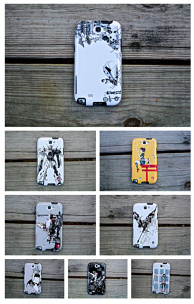 Galaxy Note 2 cases