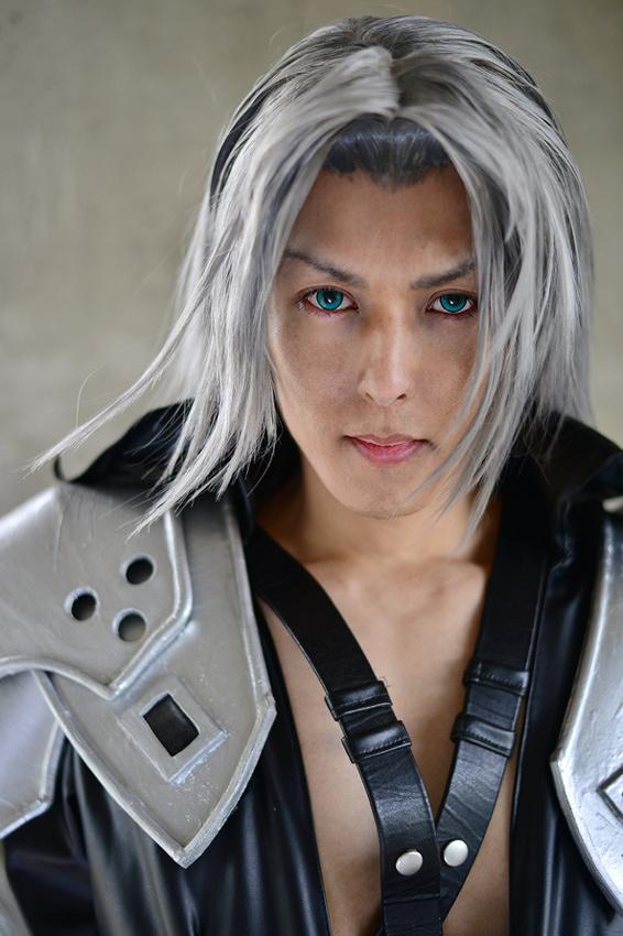 Sephiroth Crisis Core Final Fantasy Vii Tokyo Otaku