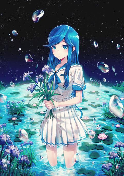 Fille Otaku : Water girl tokyo otaku mode gallery