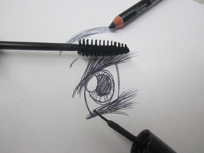 Monochrome Eye