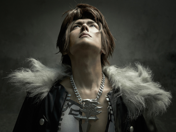 final fantasy squall cosplay