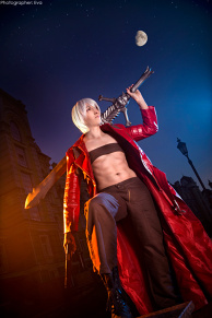 Dante - Devil May Cry 3