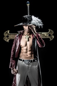 Dracule Mihawk 【ONE PIECE】