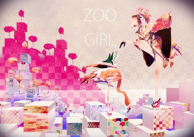 """ZOO × GIRL ver. FLAMINGO"""