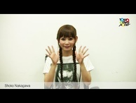 A Message from Shokotan to All TOM Fans!