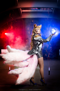 League of Legends - Ahri Popstar (2)