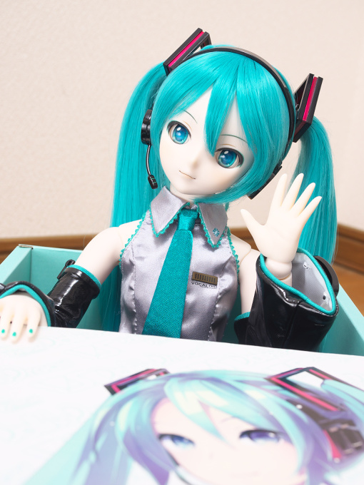 Dollfie Dream Hatsune Miku