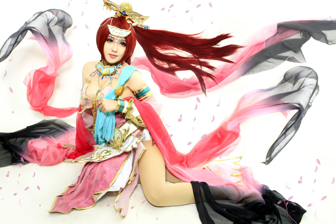 Dynasty Warriors 8 Diao Chan