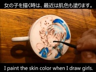Chino Kafuu from Is the Order a Rabbit? BELCORNO's Latte Art 2 - Is the Order Chino-chan? BELCORNO's Latte Art