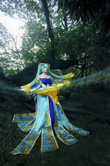 League of Legends: Sona